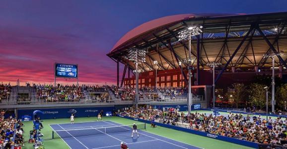 US Open Tennis Championship: Session 20 - Men's/Women's Quarterfinals at Arthur Ashe Stadium