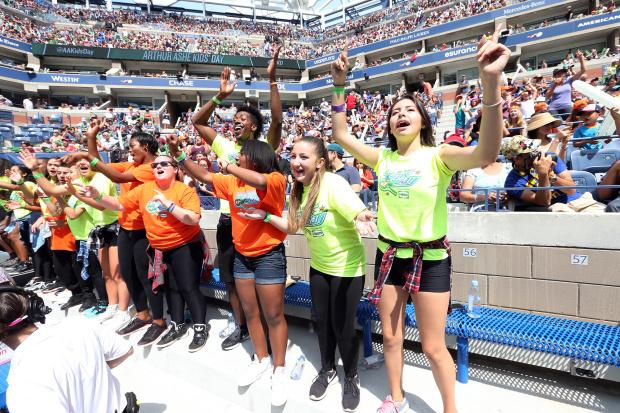 US Open Arthur Ashe Kids' Day at Arthur Ashe Stadium